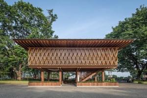 Semarang, IndonesiaMicrolibrary Warak Kayu by SHAU