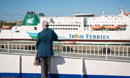 Left behind as Irish Ferries trip was cancelled … then having to fight for a refund.