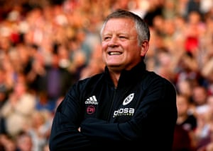 How will Sheffield United's return to the Championship work out under Chris Wilder?