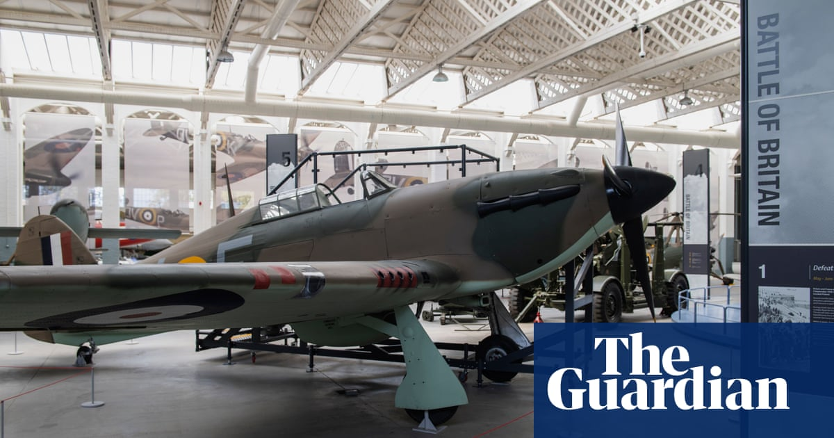 Battle of Britain: 80th anniversary to be marked with events across UK