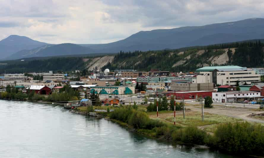 Whitehorse, Yukon, where the leader of the world's northernmost mosque had this advice: 'Winter is something you have to get ready for – you need a good coat and good shoes.'