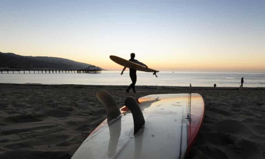 California private beaches