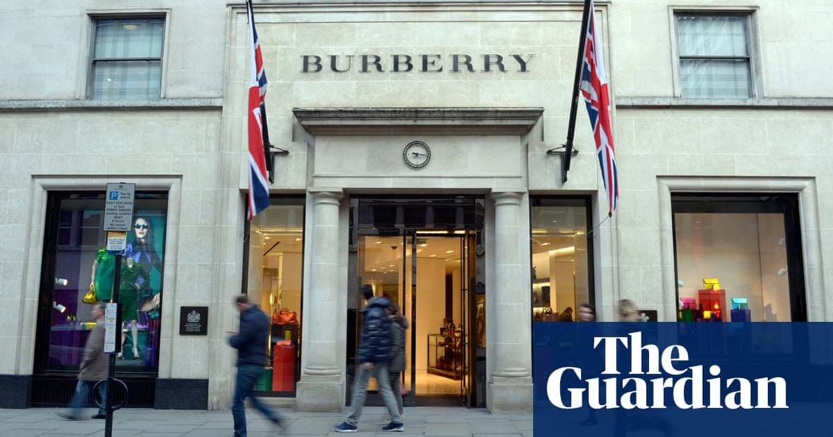 Burberry boss Marco Gobbetti to step down after five years at helm
