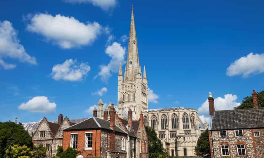 Norwich Cathedral in Norfolk is advertising for a zero-hours post online.