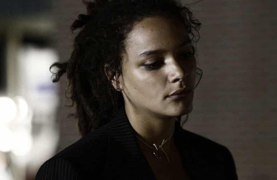 Sasha Lane as Star in American Honey