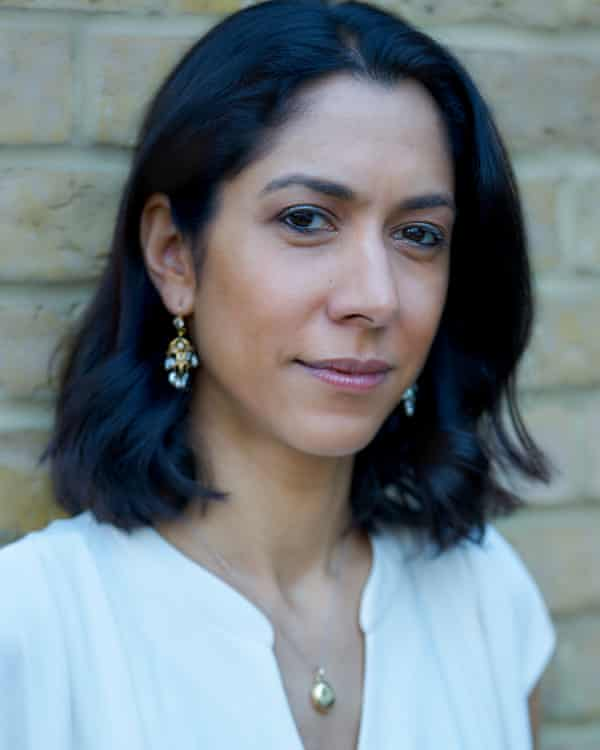 'This generation wants to see itself in the history books' ... Author and broadcaster Kavita Puri.