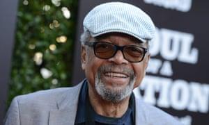 'I deal with the physiognomy of the soul of black folk' ... Nelson Stevens