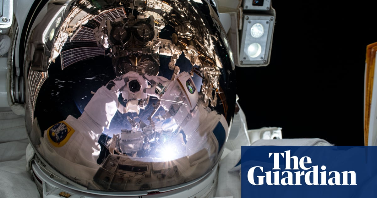 ISS astronauts complete six-hour spacewalk to install solar panels