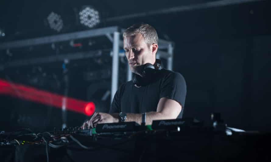 Techno DJ Ben Klock will be performing at this year's Weather Festival. In this image he is performing at Bloc 2016 at Butlins Resort, Minehead, UK.