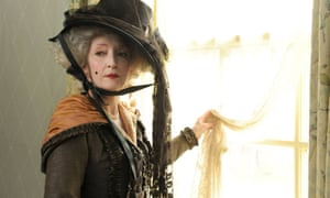 Magnificently rapacious … Lesley Manville as Lydia.