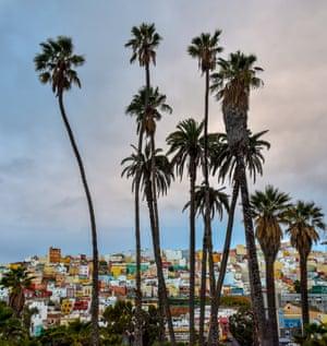 Las Palmas, Lanzarote