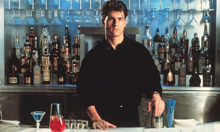 Tom Cruise in Cocktail
