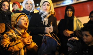 Madaya has been besieged by the Syrian regime since July, accused of harbouring enemies of the state.