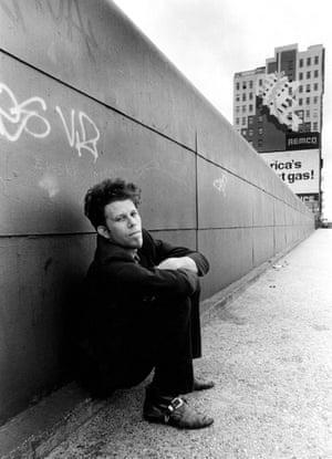 Tom Waits, New York, 1986