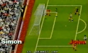 John Fashanu's infamous miss in Manchester United Europe.