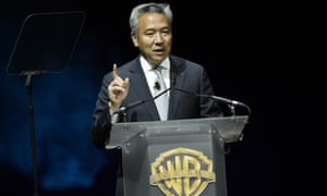 Warner Bros chairman-CEO resigns after sexual impropriety