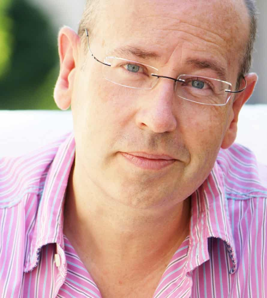 Mark Powlett after his operation.