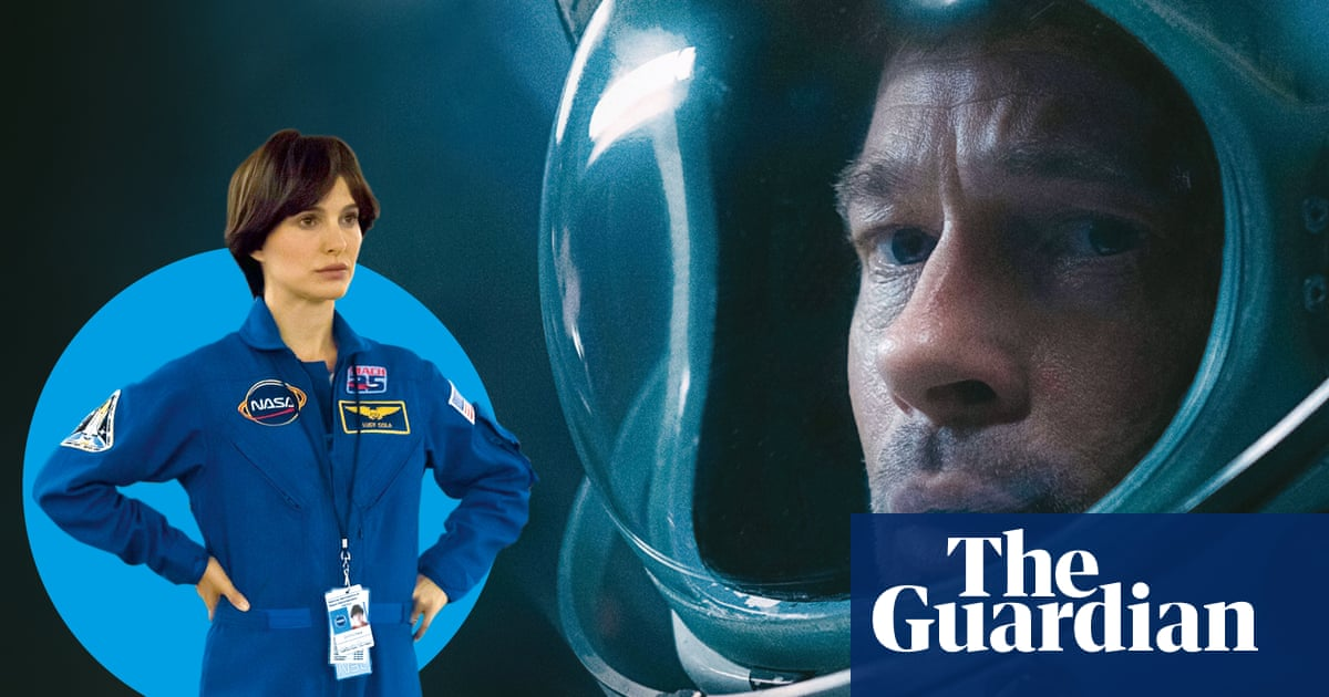 Fly men to the moon: Ad Astra and the toxic masculinity of space films