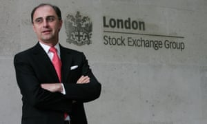 Xavier Rolet, chief executive of the London Stock Exchange, has said that Brexit could lead to as many as 100,000 jobs moving out of London.