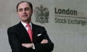 LSE chief Xavier Rolet