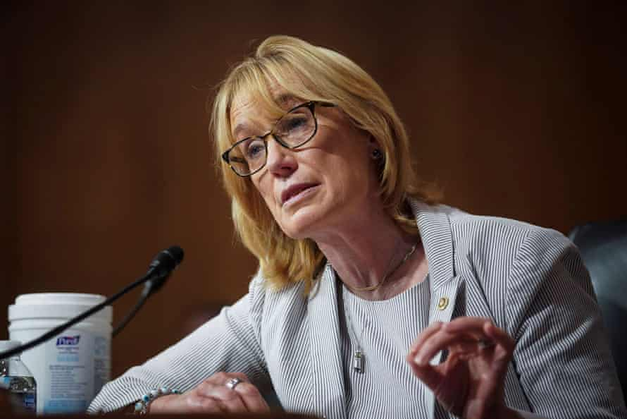 Senator Maggie Hassan has, with fellow senator Sheldon Whitehouse, led calls for the justice department to turn over the document.