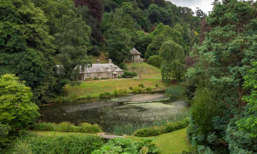 On the water: Pond Cottage