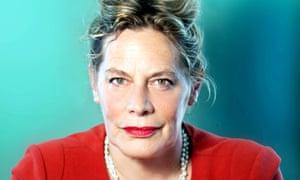 Dazzling memoir … Deborah Levy.