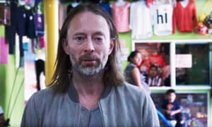 Thom Yorke, who is scheduled to play with his band in a series of concerts this summer.