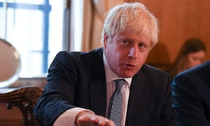 Boris Johnson is expecting a cross-party alliance of MPs to attack his plans.