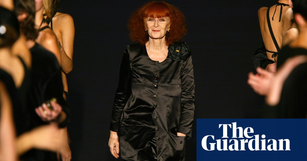 2b966db5bba Sonia Rykiel obituary | Fashion | The Guardian