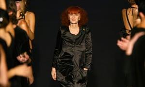 paris honours savoir faire of fashion favourite sonia rykiel