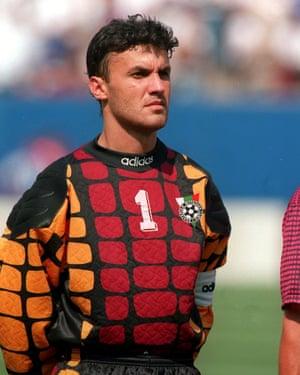 Borislav Mikhailov at USA '94.
