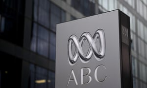 Signage at the ABC offices in Ultimo, Sydney, Australia, 26 September 2018.