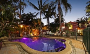 Travellers Oasis hostel, Cairns