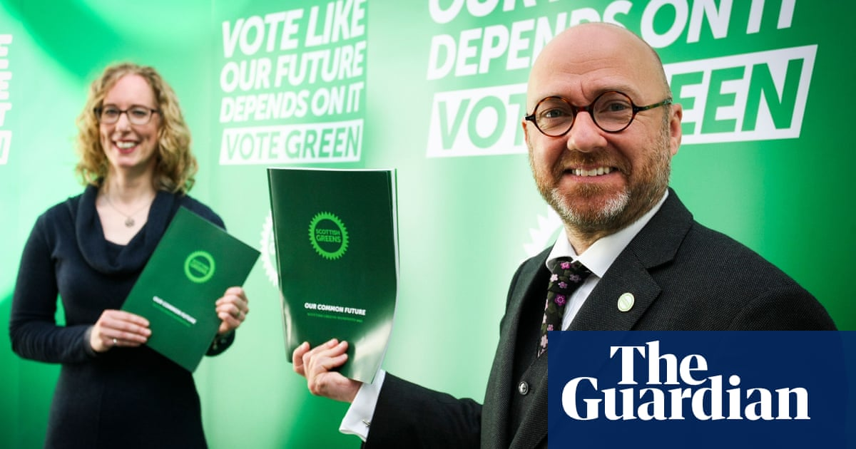 Scottish Greens 'willing to have conversation' on coalition with SNP