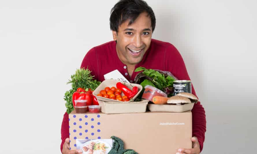 Are recipe boxes the perfected form of home cooking? Or a symptom of our spoonfed uselessness? … Rhik Samadder.