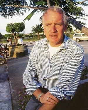 Paul McAuley.
