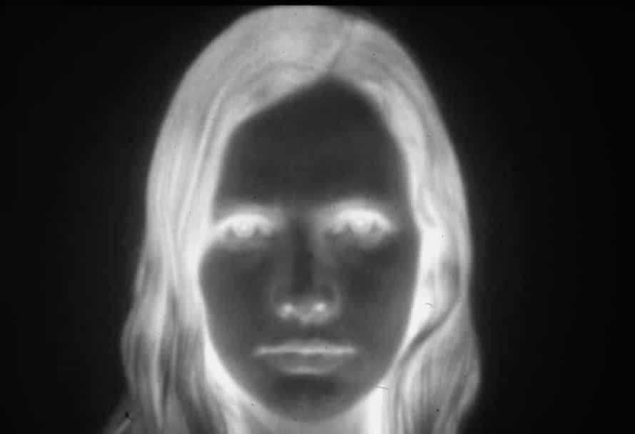 'Spectral': Runa Islam's Stare Out (Blink), 1998.