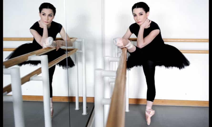 Getting the pointe ... Tamara Rojo.