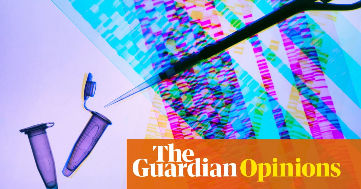 Why did I risk my privacy with home DNA testing? I blame my