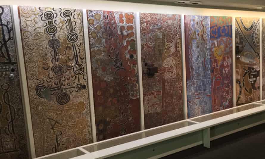 Yuendumu School Doors
