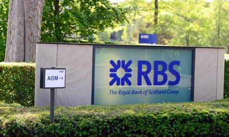 Royal Bank of Scotland holds its annual general meeting at its Edinburgh headquarters.