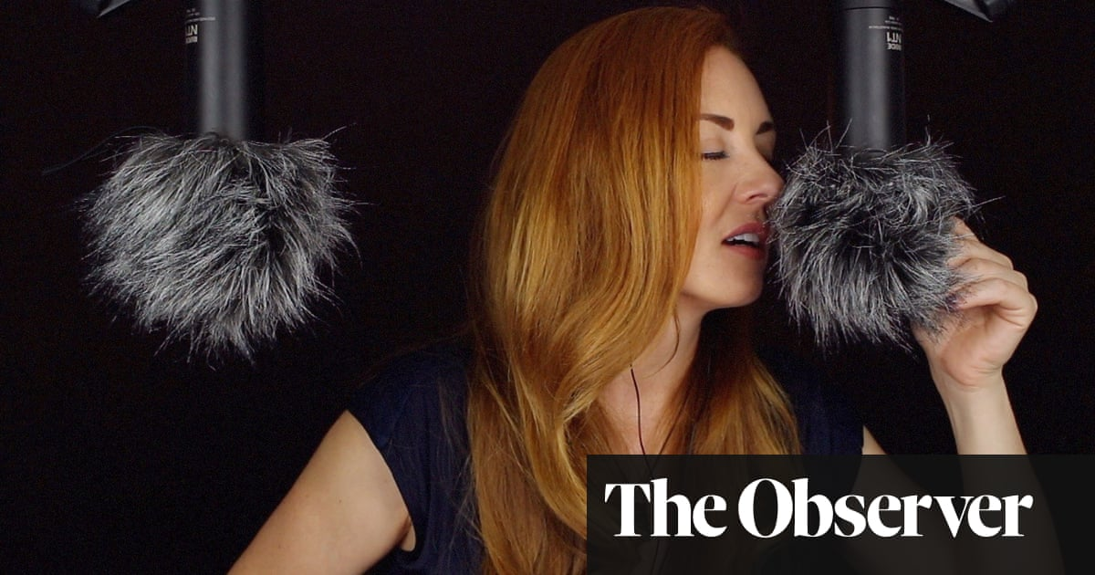 Whisper it    ASMR videos are the quiet revolution going global