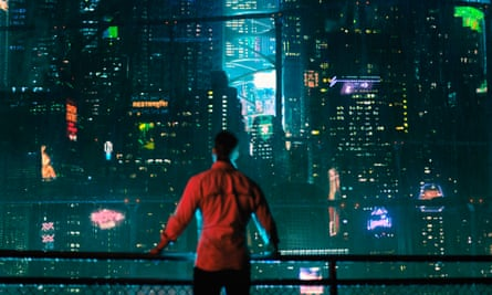 Earth in the 25th century … Altered Carbon stars Joel Kinnaman as former military man Takeshi Kovacs.
