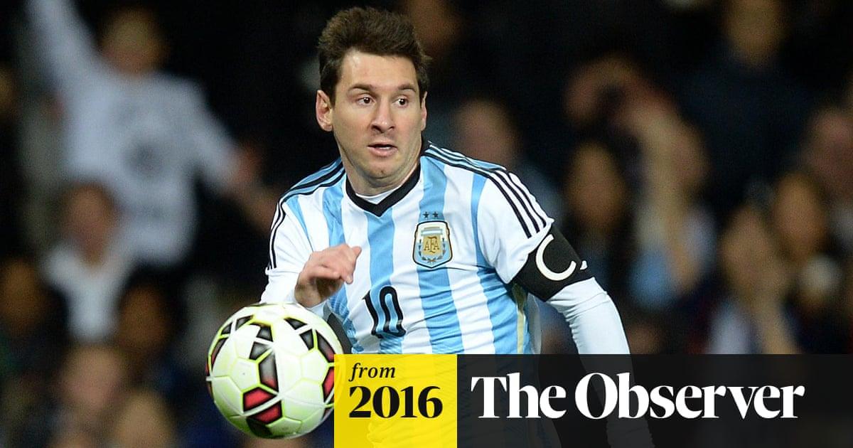 Lionel Messi back in Argentina squad after reversing