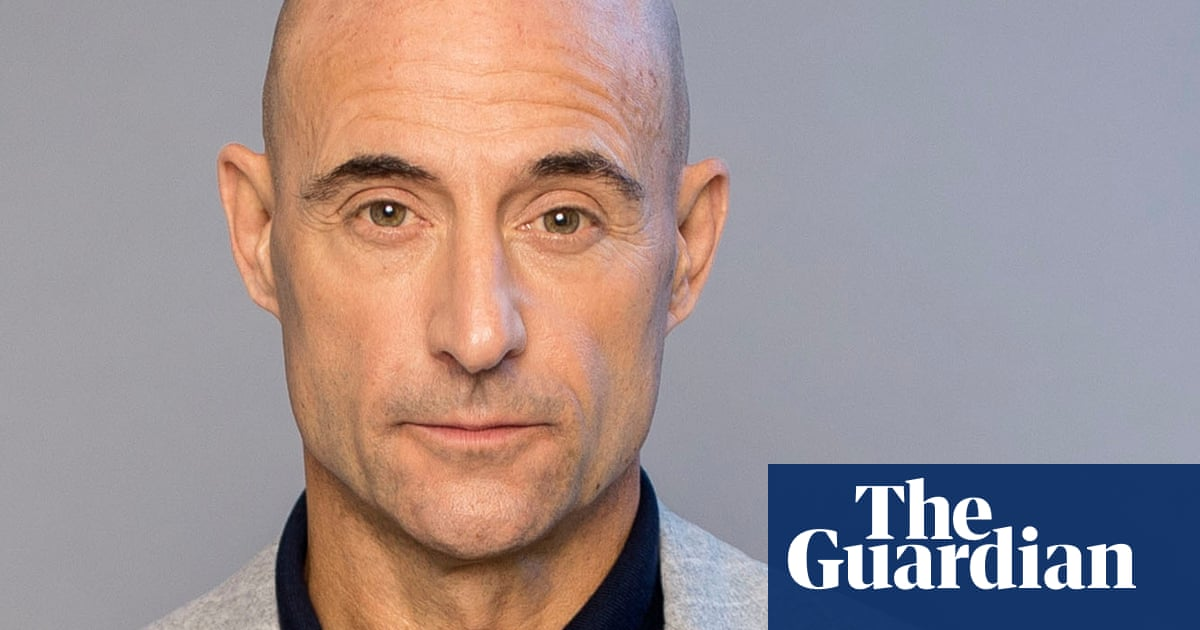 Mark Strong on acting, insecurity and life without a father: 'I got angry as I got older. It took years to fix'