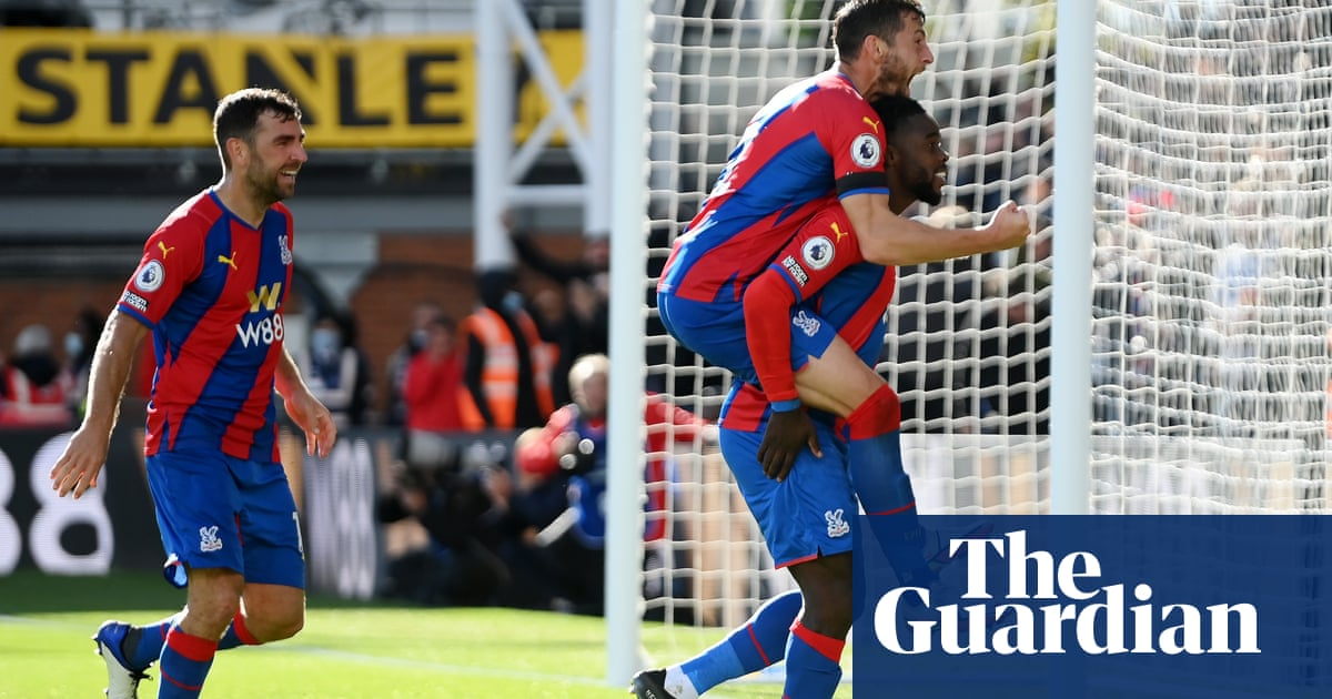 Jeffrey Schlupp makes instant impact to rescue point for Crystal Palace