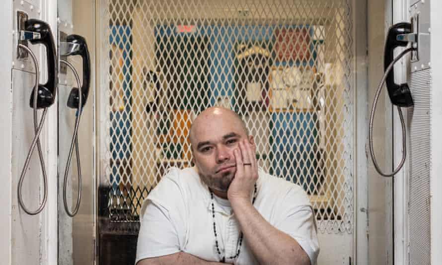 John Henry Ramirez, an inmate on death row in Texas.