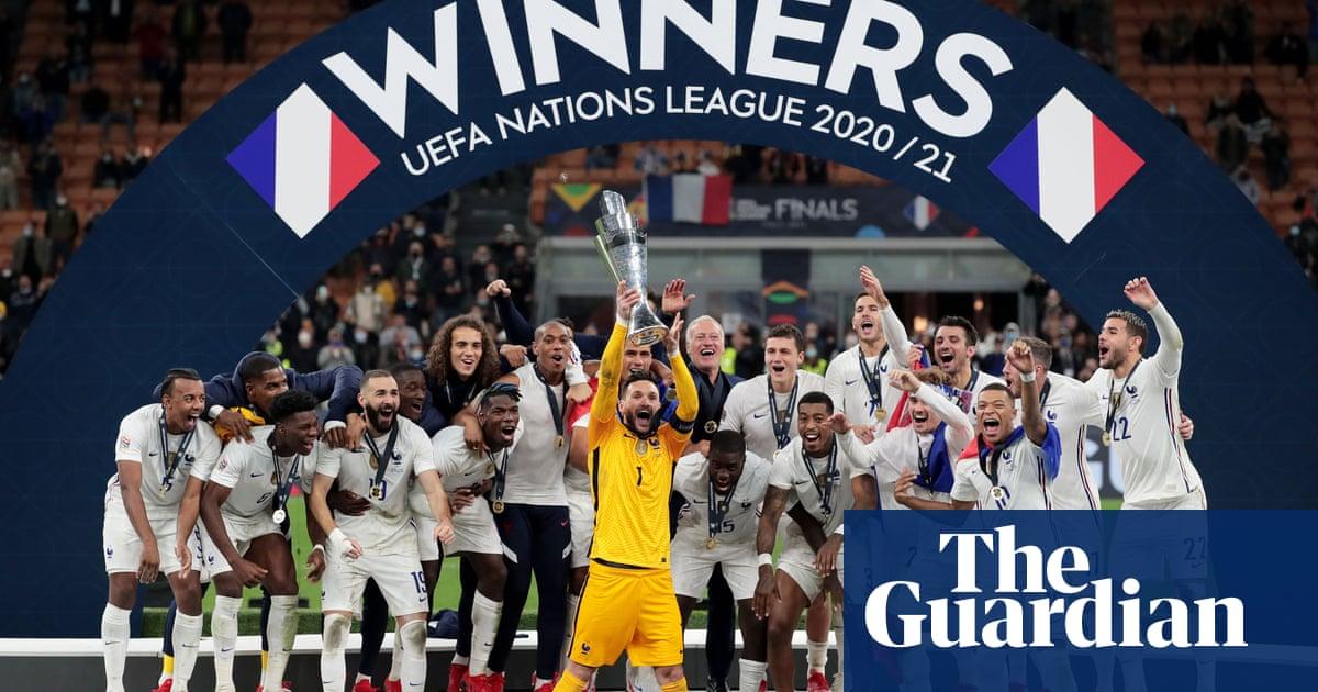 Nations League final, Scotland euphoria and Newcastle – Football Weekly