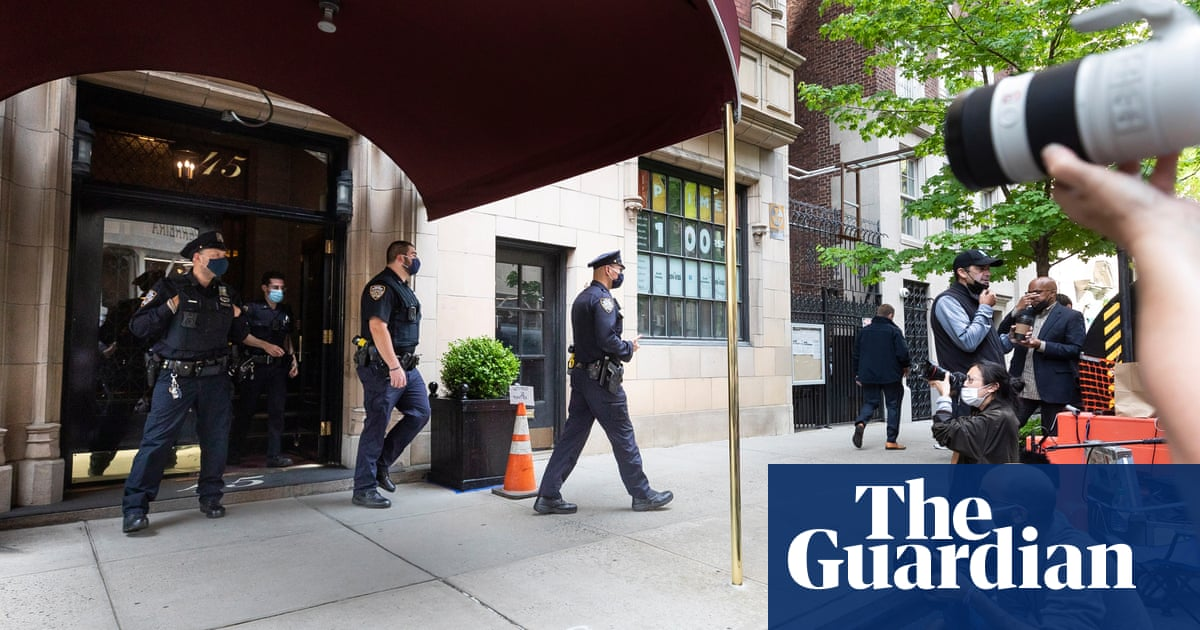 Rudy Giuliani's apartment searched as part of Ukraine investigation